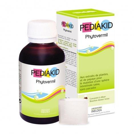 Pediakid Phytovermil Digestion Enfants 125ml pas cher, discount