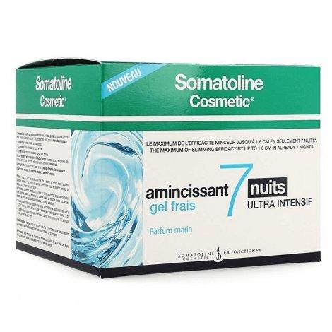 Somatoline Cosmetic Amincissant Gel Frais 7 Nuits Ultra Intensif 400ml pas cher, discount
