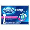 Optone Double Action Yeux Secs 10 unidoses