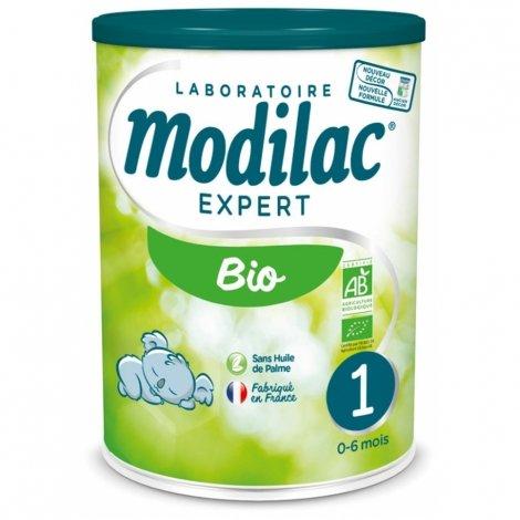 Modilac Expert Bio Lait 1er âge 800g pas cher, discount