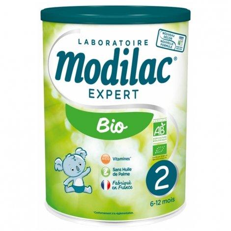 Modilac Expert Bio Lait 2eme âge 800g pas cher, discount