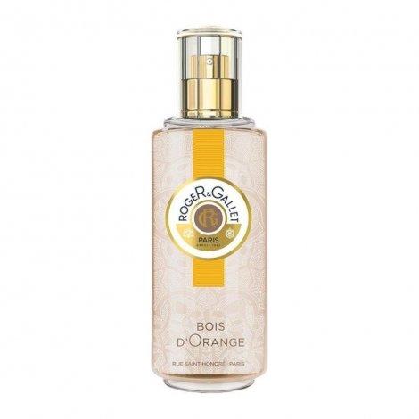 ROGER GALLET Eau Fraîche Parfumée Bois d'Orange 100 ml pas cher, discount