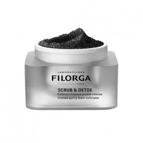 Filorga Scrub & Detox Exfoliant Mousse Pureté Intense 50ml pas cher, discount