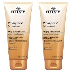 Nuxe Prodigieux Lait Parfumé 2 x 200ml