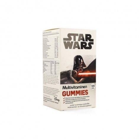 Disney Star Wars Multivitamines Gummies 120 gommes pas cher, discount