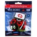 Mercurochrome Poches Double Action SOS Bobo
