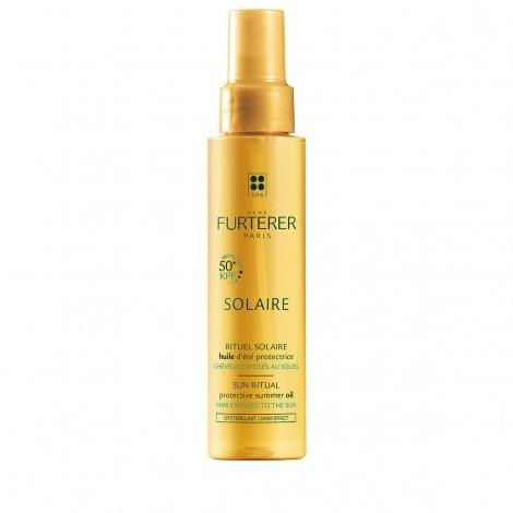 Furterer Solaire Huile d'Ete Tres Haute Protection Kpf 50 Cheveux Exposes au Soleil 100ml pas cher, discount