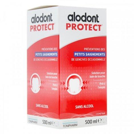 Tonipharm Alodont Protect Solution pour Bain de Bouche 500ml pas cher, discount