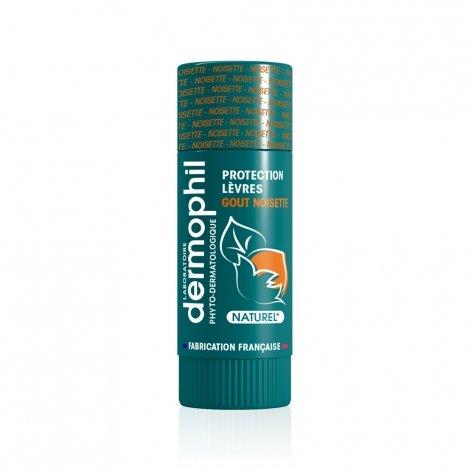 Dermophil Indien Stick Lèvres Protection Goût Noisette 4g pas cher, discount