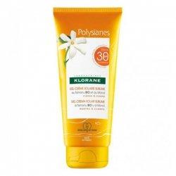 Klorane Polysianes Gel Crème Solaire Sublime SPF30 200ml