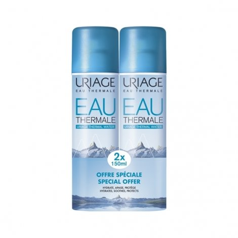 Uriage Eau Thermale 2 x 150ml pas cher, discount