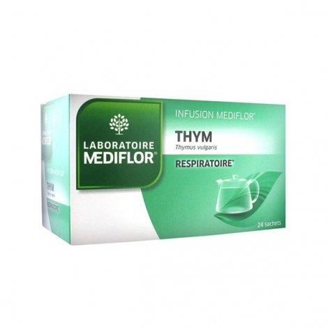 Mediflor Infusion Thym Respiratoire 24 sachets pas cher, discount