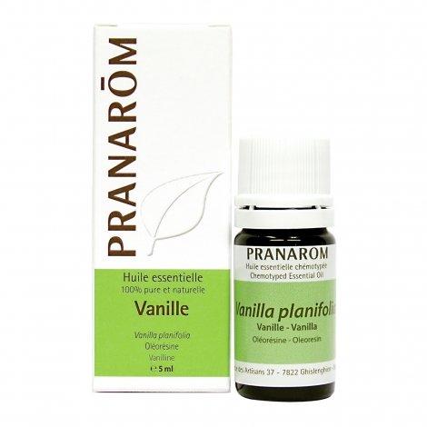 Pranarom Vanille Bio 5ml pas cher, discount