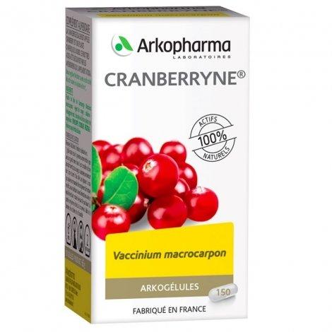 Arkopharma Arkogélules Cranberryne 150 gélules pas cher, discount