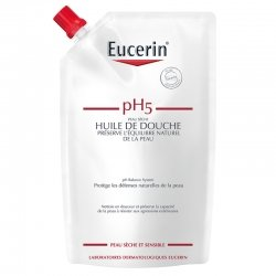Eucerin pH5 Huile de Douche Eco Recharge 400ml