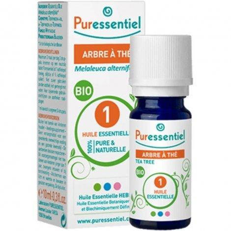 Puressentiel Arbre à Thé Huile Essentielle Bio 10ml pas cher, discount