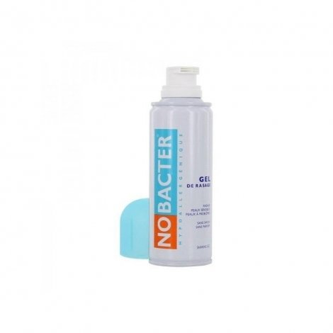 Nobacter Gel de Rasage 150ml pas cher, discount