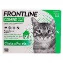 Frontline Combo Chiens 10 à 20 Kg x 6 Pipettes 1,34 ml