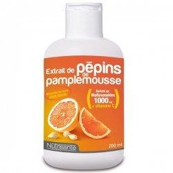 Nutrisanté  Extrait de Pépins de Pamplemousse 200 ml