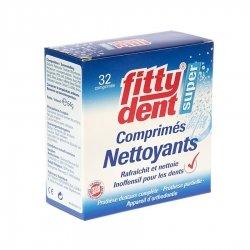 Fittydent Super comprimés Nettoyants 32 comprimés