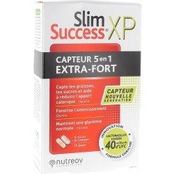 Nutreov Slim Succes XP capteur 5en1 30 comprimés + 15 gélules