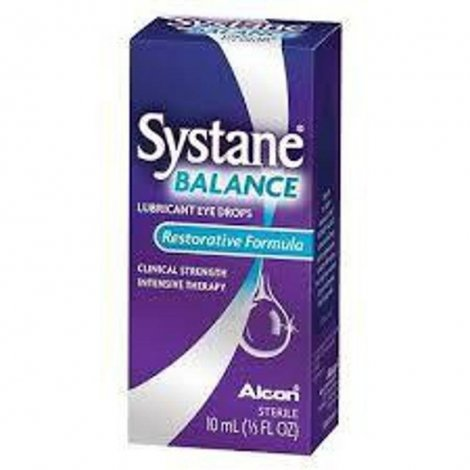 Systane Balance Gouttes Occulaires 10ml pas cher, discount