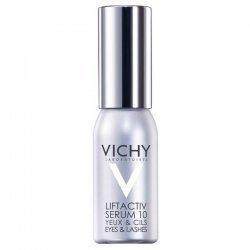 Vichy Liftactiv Sérum 10 Yeux et Cils 15 ml pas cher, discount