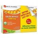 Forté Pharma Gelée Royale 1000 mg 2x20 ampoules de 10ml