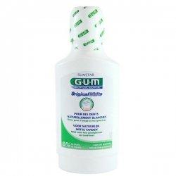 Gum Original White Bain de Bouche Pour des Dents Naturellement Blanches 300ml pas cher, discount
