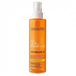 La Roche Posay Anthelios Huile nutritive Invisible SPF 50+  200 ml pas cher, discount