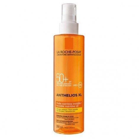 La Roche Posay Anthelios XL Huile Nutritive Invisible SPF50+ 200ml pas cher, discount