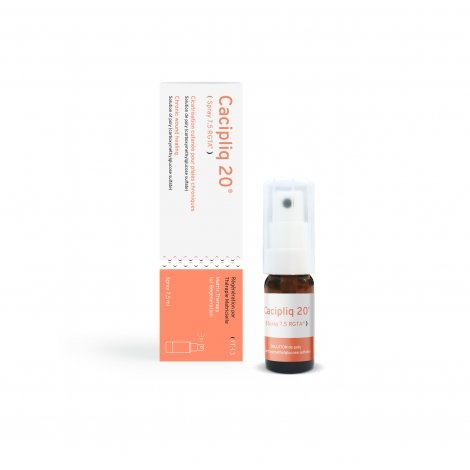 Cacipliq 20 RGTA Spray de Cicatrisation Cutanée 7,5ml pas cher, discount
