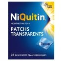 NiQuitin 7 mg/24h 7 Patchs