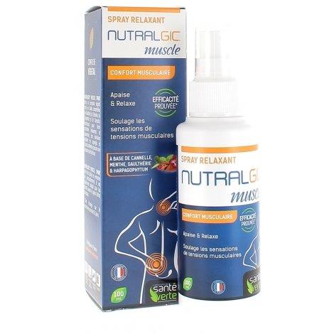 Santé Verte Nutralgic Confort Musculaire 100ml pas cher, discount