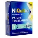 NiQuitin 21 mg/24h 7 Patchs