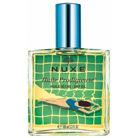 Nuxe Huile Prodigieuse Edition Limitée Bleu 100ml pas cher, discount