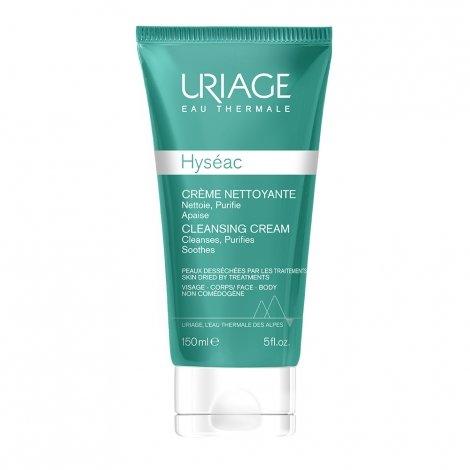 Uriage hyséac crème nettoyante 150ml pas cher, discount