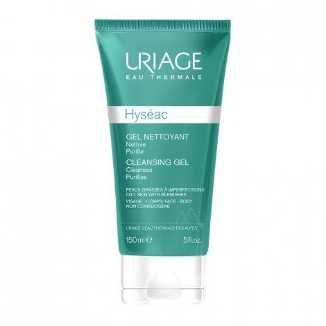 Uriage Hyséac Gel Nettoyant Doux 150 ml pas cher, discount