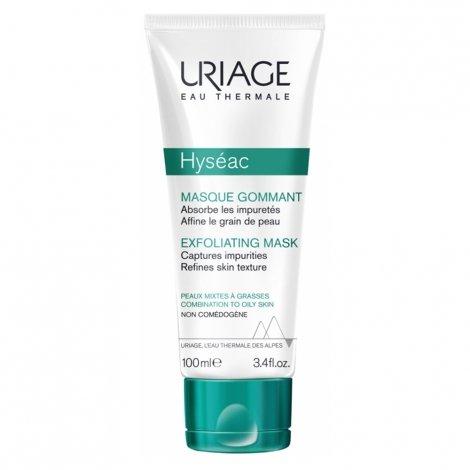 Uriage Hyséac Masque Gommant 100ml pas cher, discount