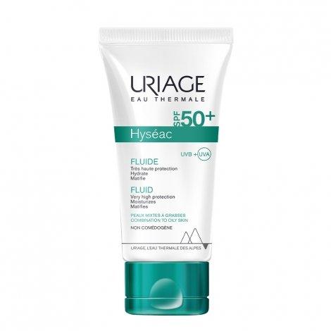 Uriage Hyséac Fluide SPF50+ 50ml pas cher, discount