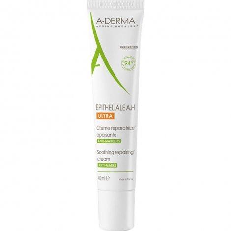A-Derma Epitheliale A.H Ultra Crème Réparatrice Apaisante 40ml pas cher, discount