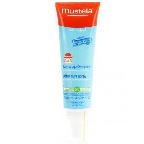 Mustela Bebe Enfant Spray Après Soleil Hydratant Peau Délicate et Fragile 125 ml pas cher, discount