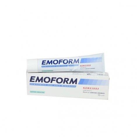 Emoform Dentifrice Aux Sels Mineraux - Menthe 75 Ml pas cher, discount
