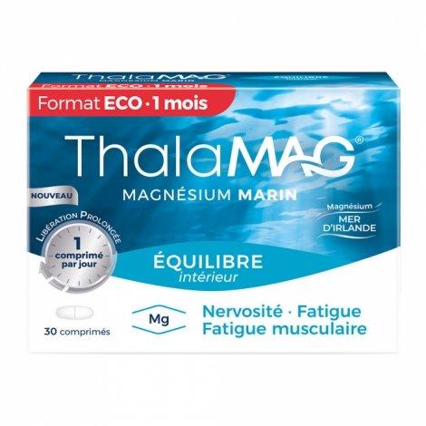 Thalamag Magnésium Marin Équilibre Intérieur 30 comprimés pas cher, discount