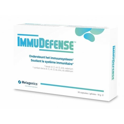 Metagenics ImmuDefense 30 gélules pas cher, discount
