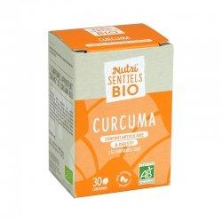 Nutrisanté Nutri'Sentiels Curcuma Bio 30 Gélules