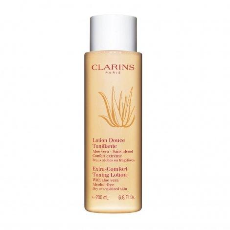 Clarins Lotion Douce Tonifiante 200ml pas cher, discount