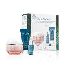 Biotherm Aquasource Coffret Crème Riche Rituel Hydratation & Eclat