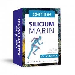 Oemine Silicium Marin 60 gélules