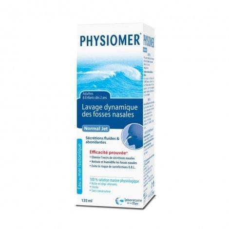 Physiomer Solution Nettoyante Adulte et Enfant 135ml pas cher, discount